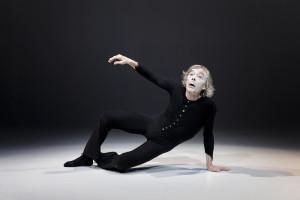 Teatr Sztuki Mimu; fot. Julia Mieczkowska, na zdjęciu Stefan Niedziałkowski